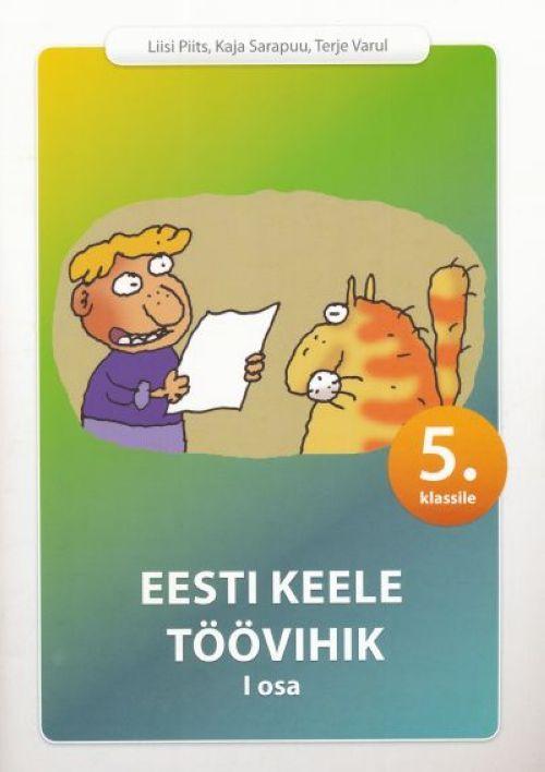 EESTI KEELE TV 5. KL I