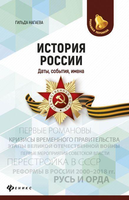 История России. Даты, события, имена
