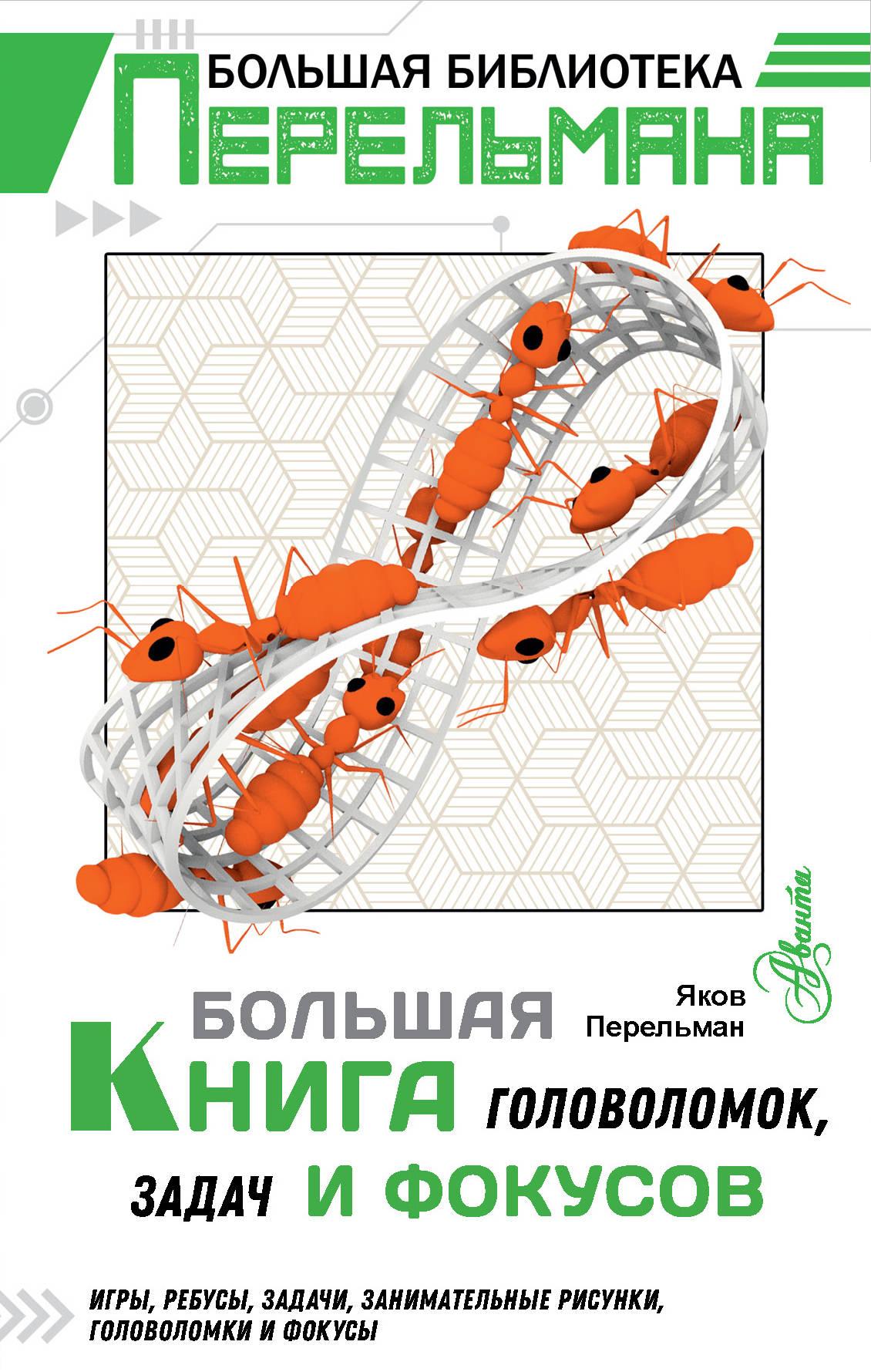 Bolshaja kniga golovolomok, zadach i fokusov