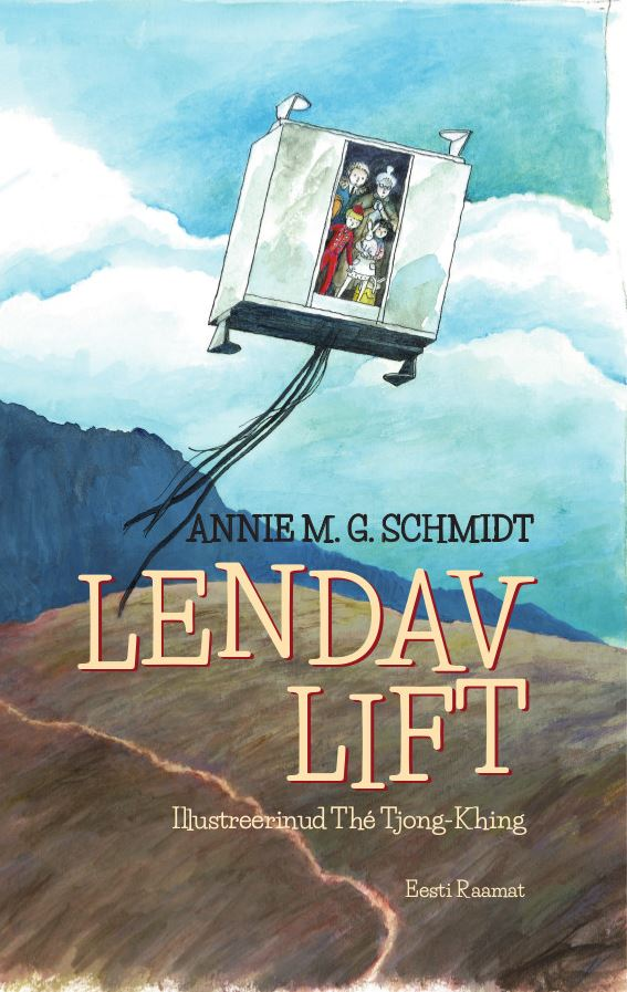 Lendav lift