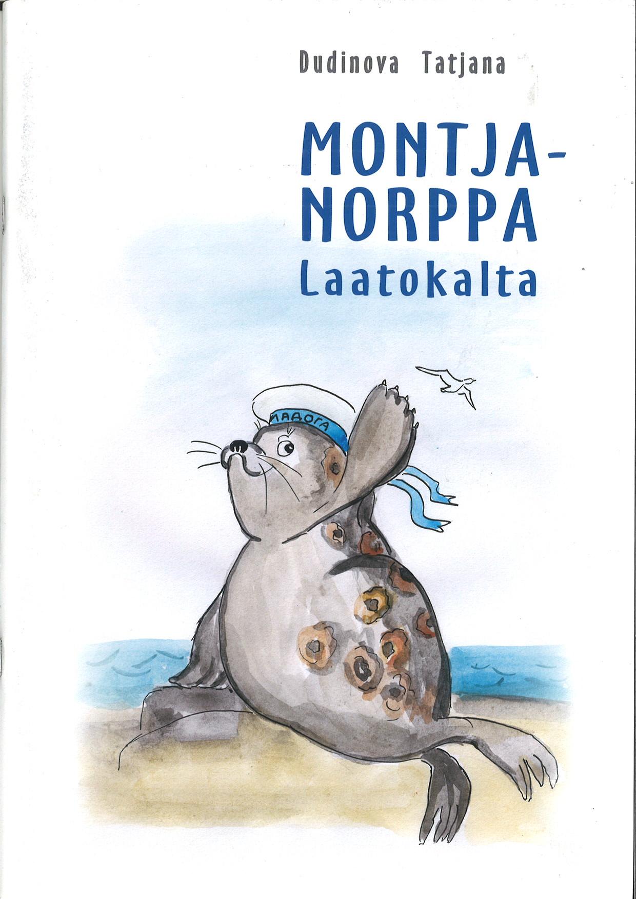 Montja-norppa Laatokalta