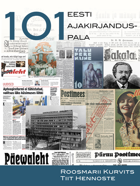 101 eesti ajakirjanduspala