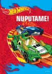 Hot wheels. nuputame!