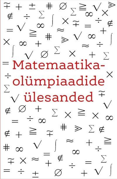 Matemaatikaolümpiaadide ülesanded