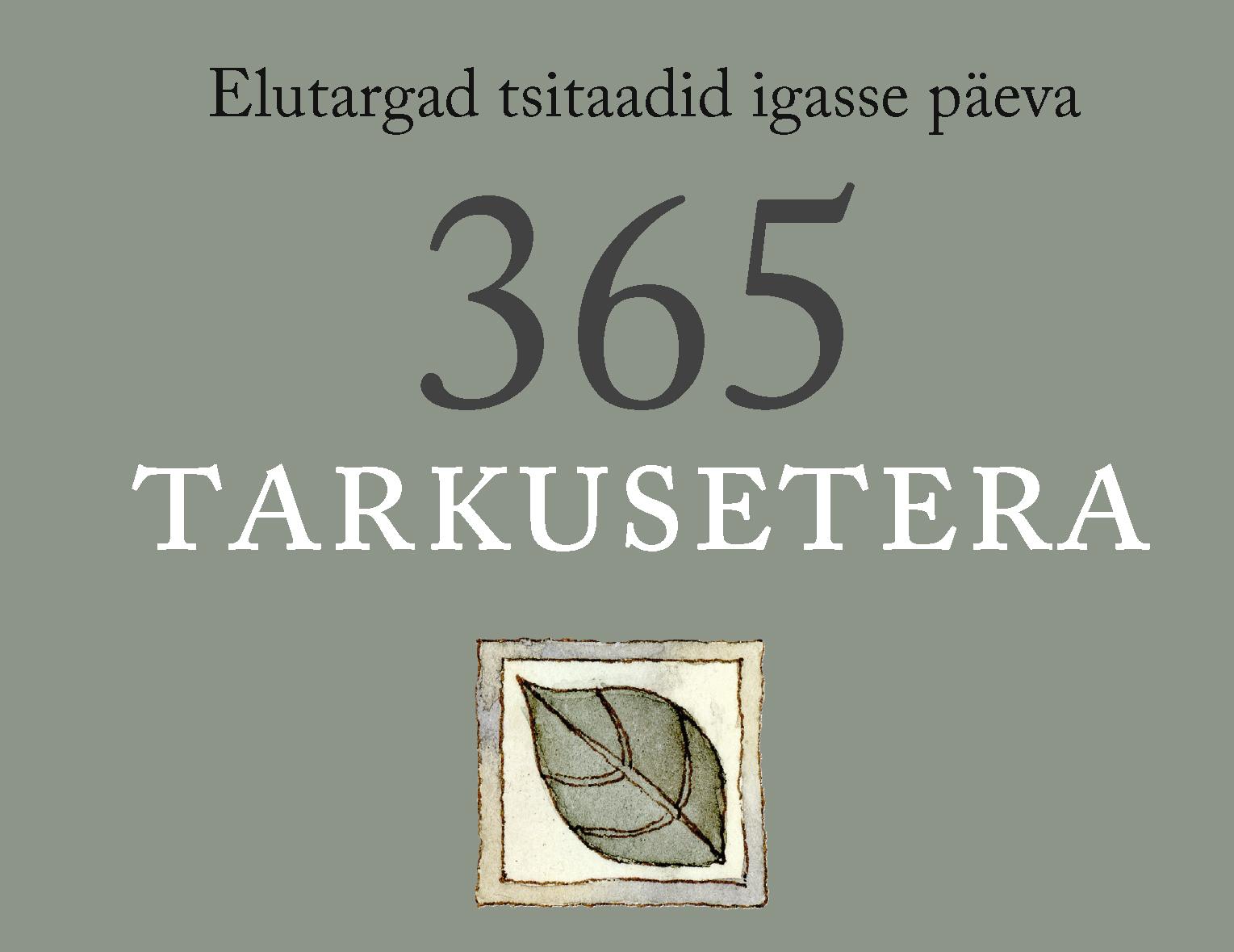365 tarkusetera
