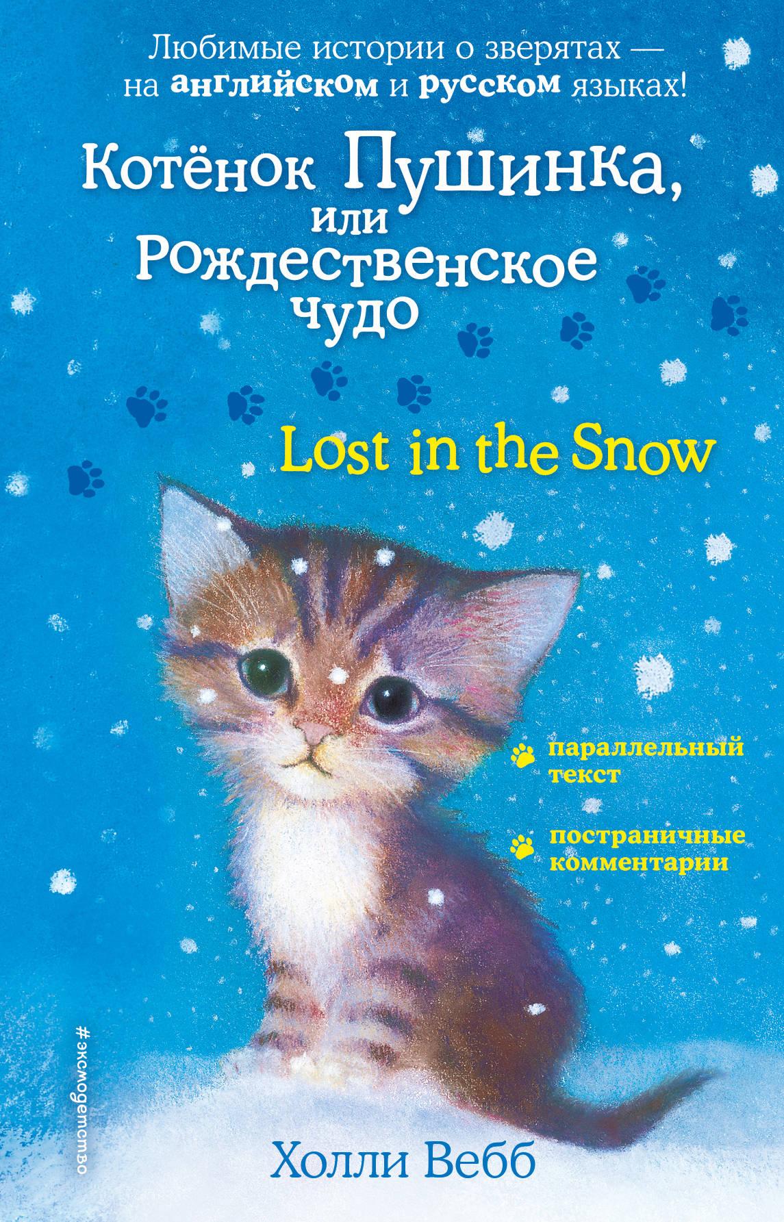 Котенок Пушинка, или Рождественское чудо = Lost in the Snow