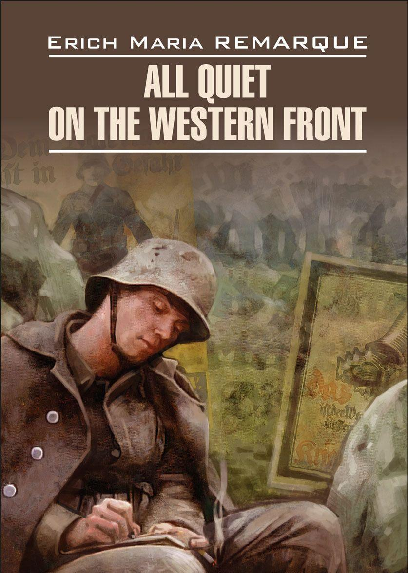 Na zapadnom fronte bez peremen / All Quiet oh the Western Front