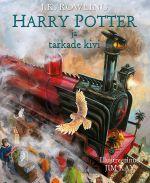 Harry potter ja tarkade kivi. illustreeritud väljaanne