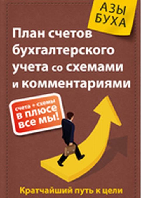 Plan schetov bukhgalterskogo ucheta so skhemami i kommentarijami