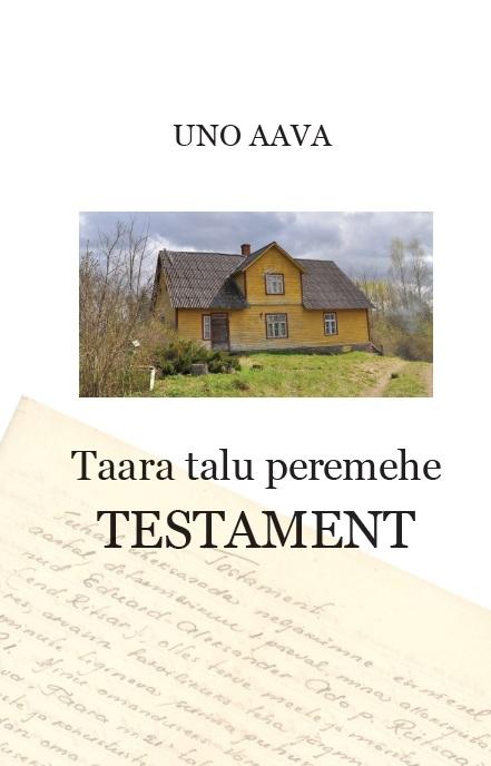 Taara talu peremehe testament