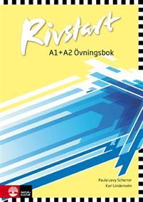 Rivstart A1+A2 Övningsbok, andra upplagan