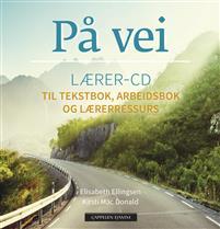 På vei; lærer-CD til tekstbok, arbeidsbok og lærerressurs