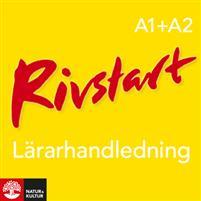 Rivstart A1+A2 Lärarhandledning Webb, andra upplag. Lisenssiavain