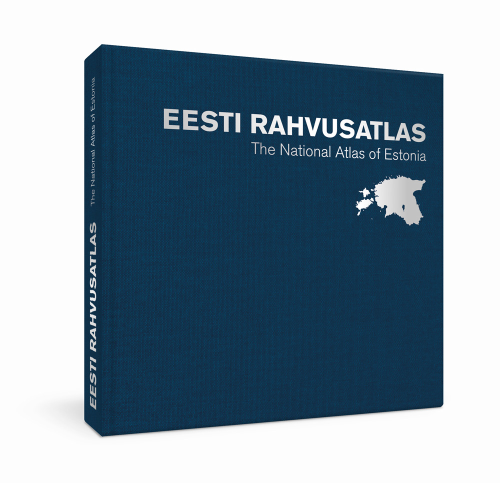 Eesti rahvusatlas. the national atlas of estonia