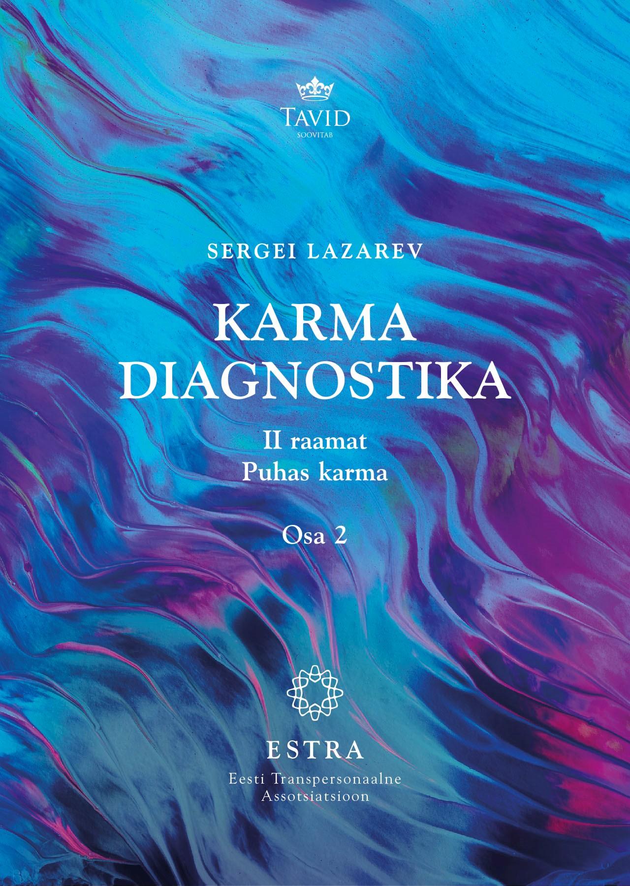 Karma diagnostika ii raamat. puhas karma 2 osa