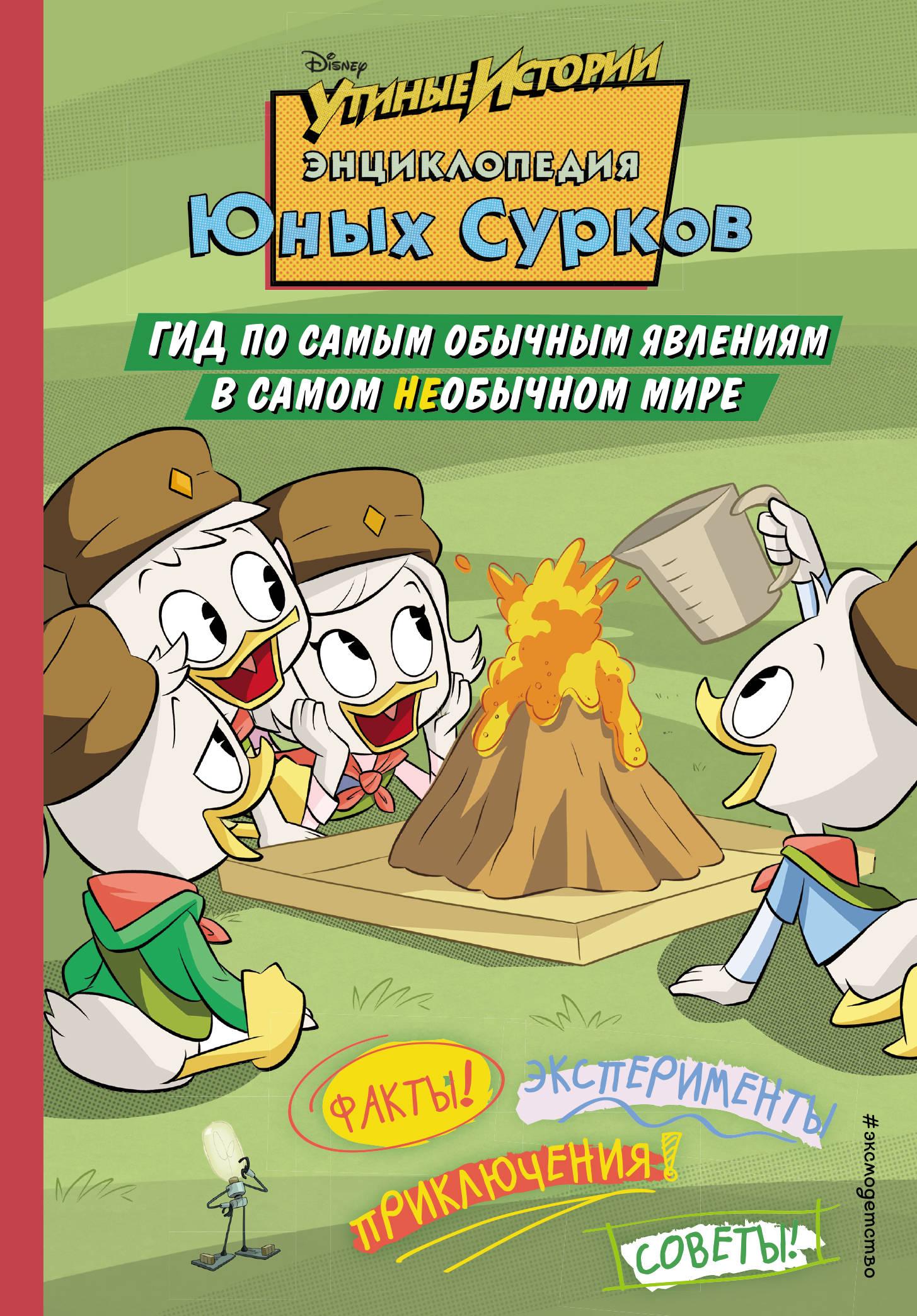 Entsiklopedija Junykh Surkov. Gid po samym obychnym javlenijam v samom neobychnom mire