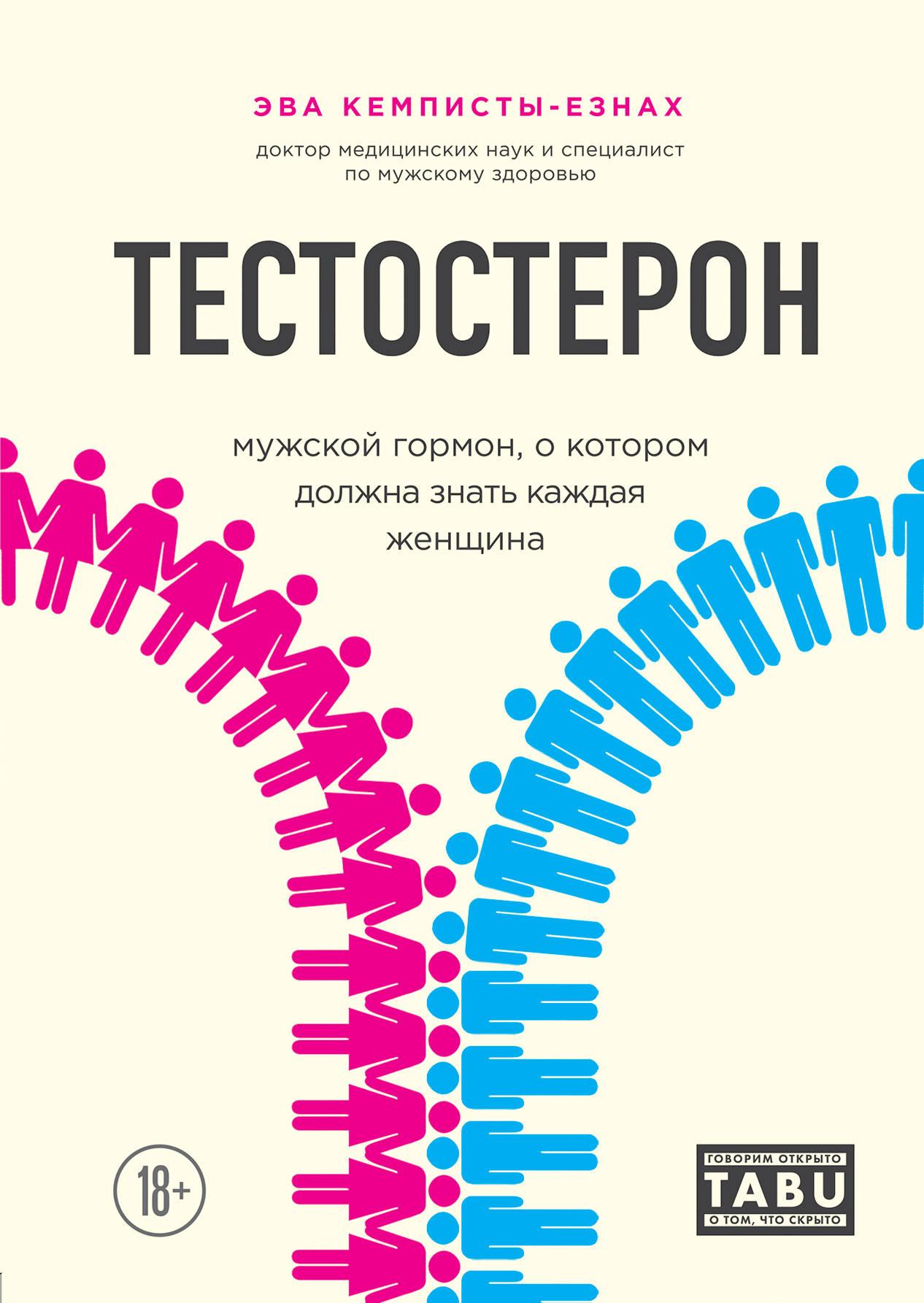 Testosteron. Muzhskoj gormon, o kotorom dolzhna znat kazhdaja zhenschina