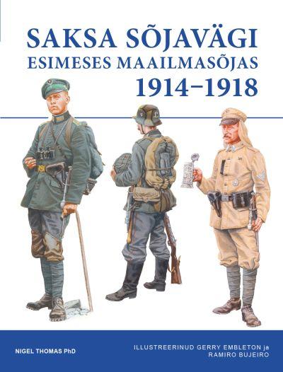 Saksa sõjavägi esimeses maailmasõjas 1914-1918