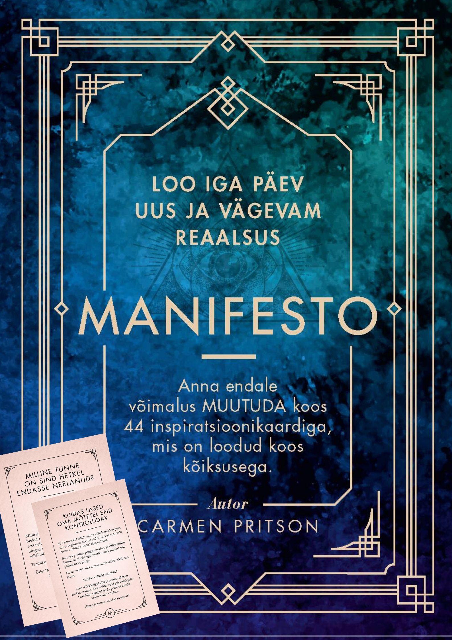 44 manifesto inspiratsioonikaarti