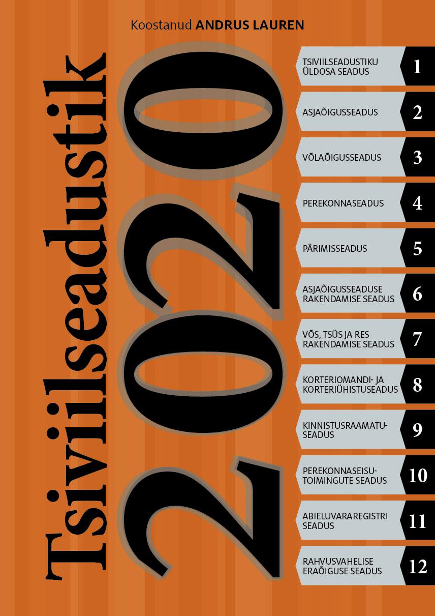 Tsiviilseadustik 2020