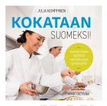 Kokataan suomeksi! (cd). Suomen kielen oppikirja ravintola-alan opiskelijoille