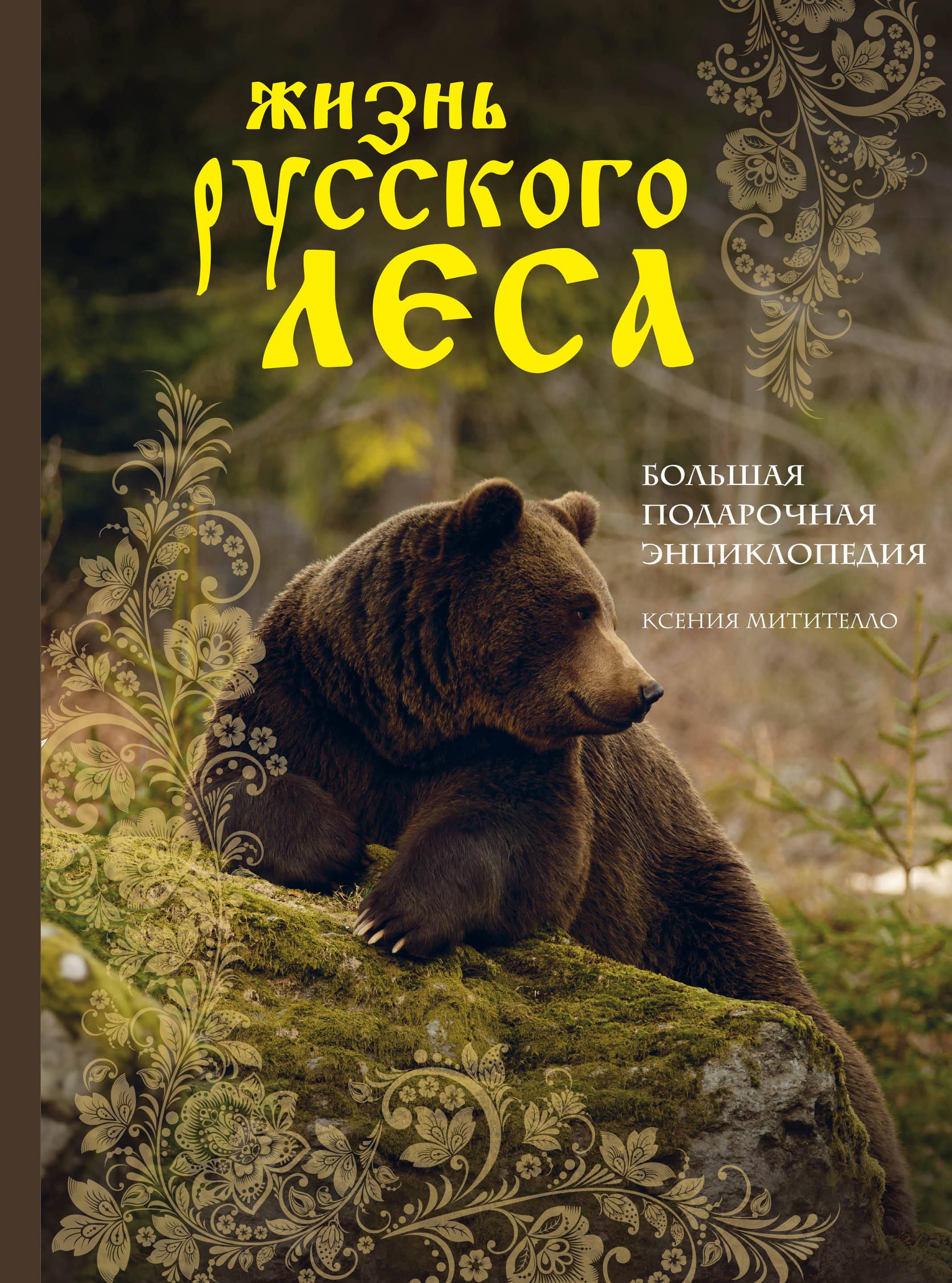 Жизнь русского леса (издание дополненное и переработанное) (медведь)