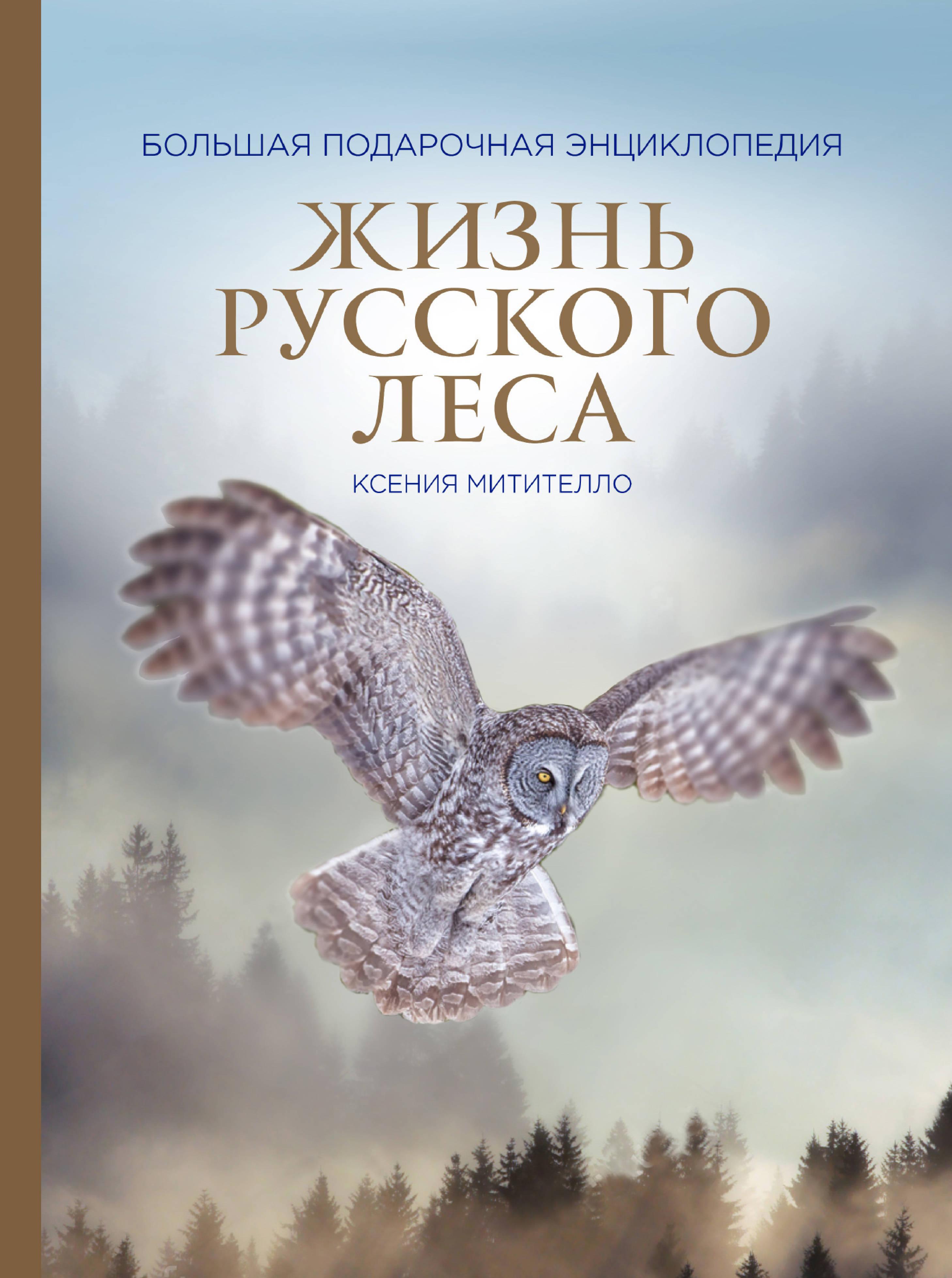 Жизнь русского леса (издание дополненное и переработанное) (стерео-варио)