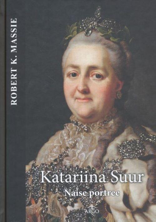 KATARIINA SUUR. NAISE PORTREE