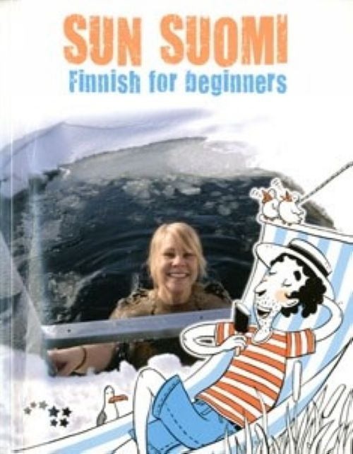 Sun suomi. Finnish for beginners. Including CD disk and Finnish-English lexicon
