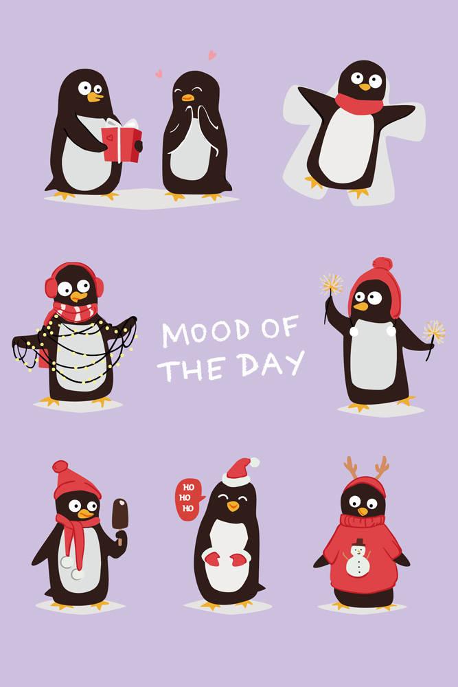 Mood of the day (Софт-тач тетрадь)