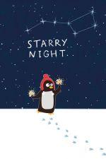 Starry night (Soft-tach tetrad)