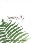Sananjalka 61 2019. suomen kielen seuran vuosikirja