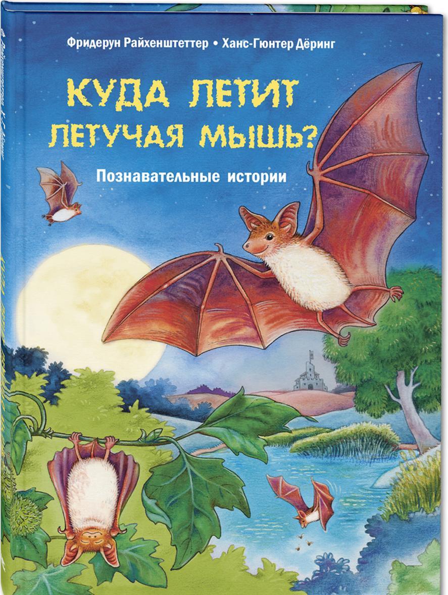 Kuda letit letuchaja mysh? Poznavatelnye istorii