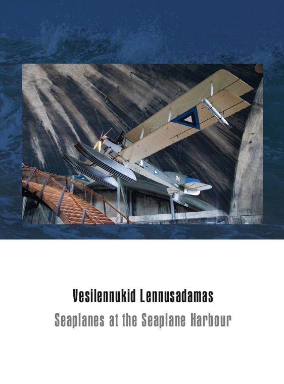 Vesilennukid lennusadamas. seaplanes at the seaplane harbour