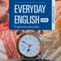 Everyday English Starter. englantia aikuisille : opiskelijan CD