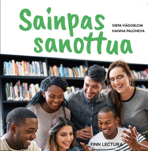 Sainpas sanottua CD. Suomen kielen keskusteluoppikirja