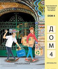 Дом 4. DOM 4 - Pitkää venäjää alakouluun. Harjoituskirja