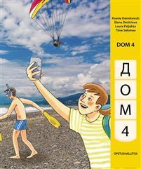Дом 4. Dom 4. – Pitkää venäjää alakouluun