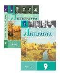 Литература. 9 класс. Учебник. В двух частях