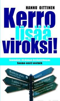 Kerro lisää viroksi! Suomalais-virolainen keskusteluopas