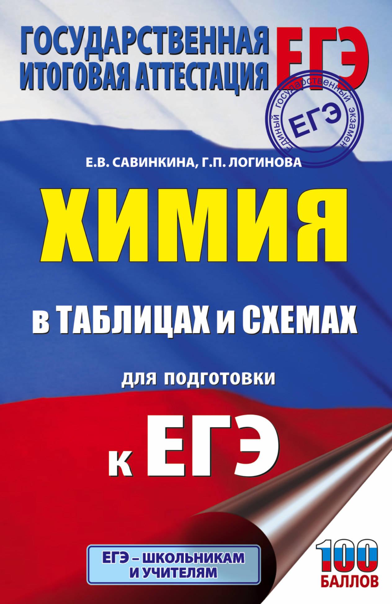 EGE. Khimija v tablitsakh i skhemakh dlja podgotovki k EGE