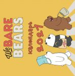We bare bears. Kalendar nastennyj na 2021 god (300kh300 mm)