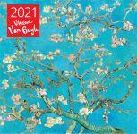 Van Gog. Kalendar nastennyj na 2021 god (300kh300 mm)