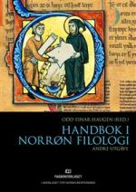 Handbok i norron filologi