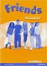 Friends Starter (Global) Activity Book