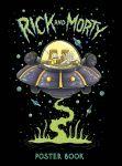 Rik i Morti. Poster-buk (9 sht.)