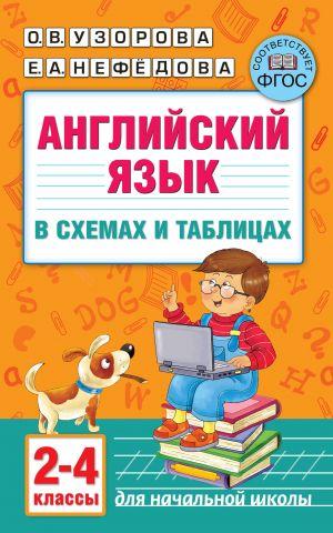 Anglijskij jazyk v skhemakh i tablitsakh. 2-4-yj klassy