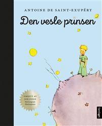 Den vesle prinsen / Le Petit Prince in Modern Nowegian (nynorsk)