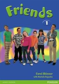 Friends 1 (Global) Students Book