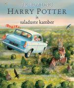 Harry potter ja saladuste kamber. illustreeritud väljaanne